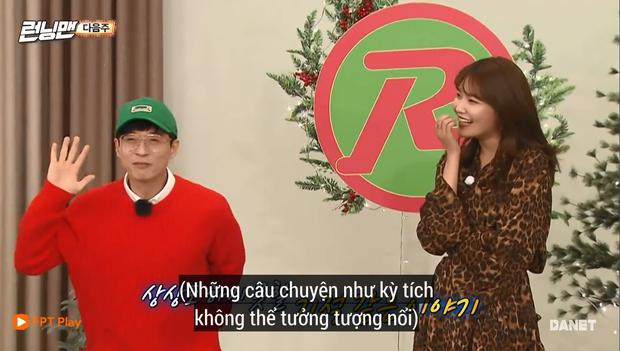 Thánh xin xỏ Sooyoung lần đầu tham gia Running Man mà không có SNSD bên cạnh - Ảnh 5.