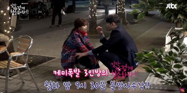 Xem hậu trường Cô Tiên Dọn Dẹp mới biết đôi Kim Yoo Jung - Yoon Kyun Sang đáng yêu từ trong phim tới ngoài đời! - Ảnh 6.