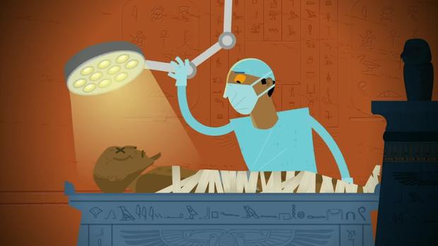 Bí mật đằng sau xác ướp Ai Cập: người xưa đã làm như thế nào? - Ảnh 1.