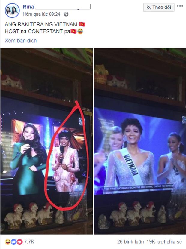 Lọt Top 5 Miss Universe, fan Philippines thi nhau nhận HHen Niê làm bà con - Ảnh 7.