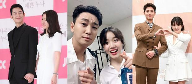 Xu hướng lệch tuổi năm 2018: Song Hye Kyo - Park Bo Gum cũng không đáng yêu bằng cặp số 3 - Ảnh 1.