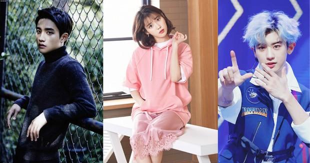 Top 5 thần tượng tỏa sáng trên màn ảnh xứ Hàn năm 2018: EXO trúng số đến 2 thành viên! - Ảnh 1.