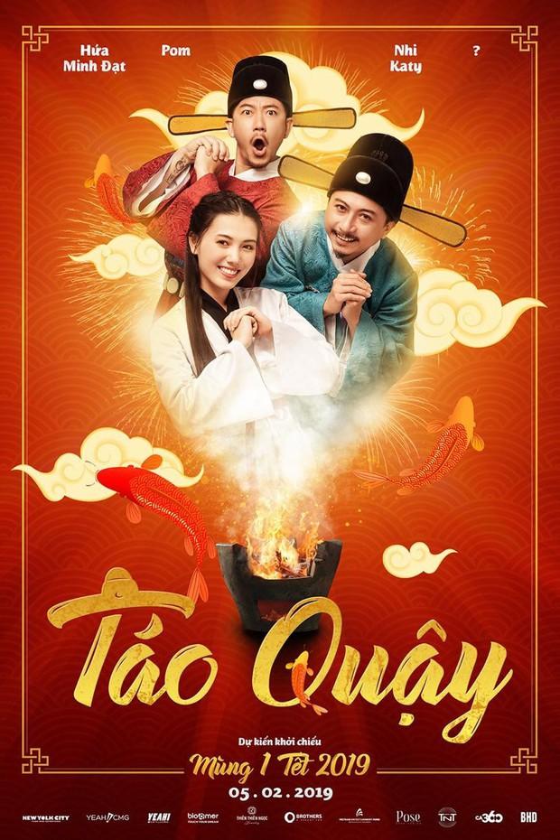 Hứa Minh Đạt bất ngờ gia nhập đường đua phim Tết, lần đầu tiên Táo Quân được đưa lên màn ảnh rộng - Ảnh 7.