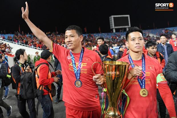 Đình Trọng, Văn Quyết và Anh Đức sẽ vắng mặt ở Asian Cup 2019 - Ảnh 1.