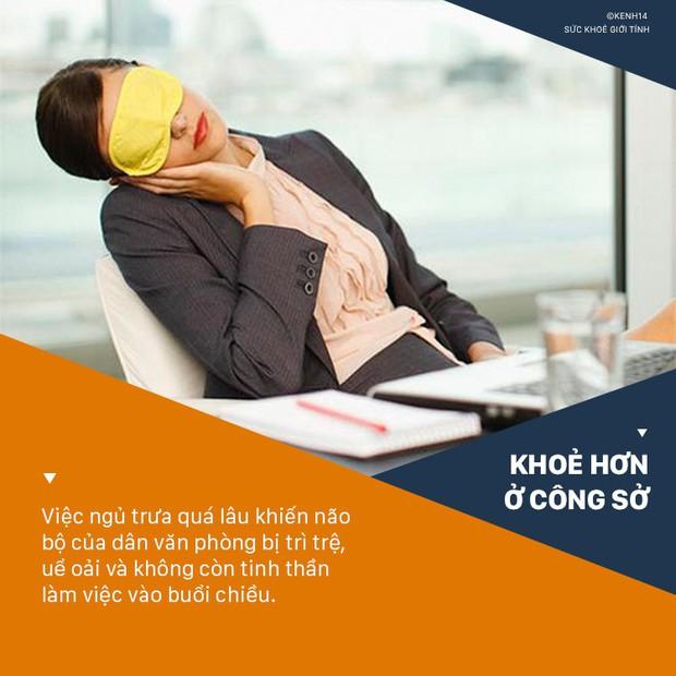 4 sai lầm khi ngủ trưa khiến sức khỏe dân văn phòng bị ảnh hưởng nghiêm trọng - Ảnh 1.
