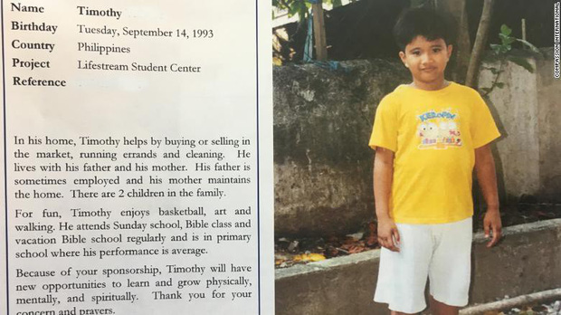 Hé lộ những lá thư cảm động giữa cố Tổng thống Bush với cậu bé Philippines từng được an ninh Mỹ giữ kín - Ảnh 2.