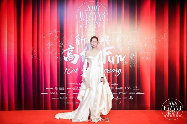 Thảm đỏ Bazaar: Đổng Khiết - Tần Lam cạnh tranh nhan sắc gay gắt bên dàn phi tần Diên Hi - Như Ý Truyện - Ảnh 9.