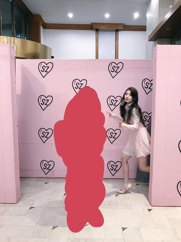 Đẹp như búp bê sống trong hình fan chụp vội, Suzy bỗng bị netizen khủng bố với loạt ảnh quá khứ khác một trời một vực - Ảnh 1.