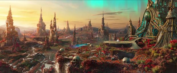 Lóa mắt với 7 vùng đất bí ẩn trong phim siêu anh hùng - Ảnh 25.