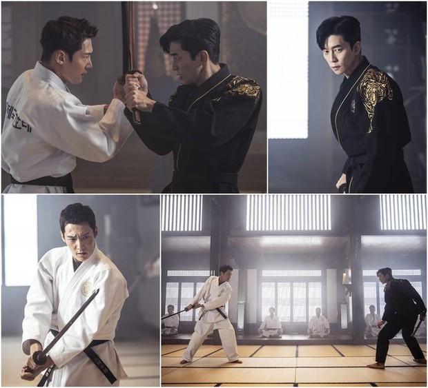 Sau anh trai Kim Tan, đến lượt chàng phản diện Shin Sung Rok bị thương trên phim trường The Last Empress - Ảnh 3.