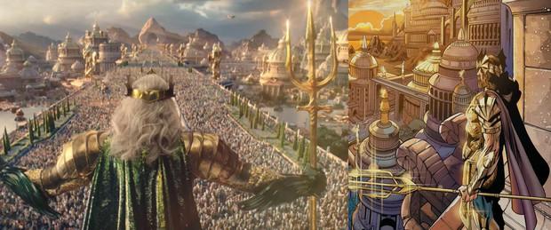 Lóa mắt với 7 vùng đất bí ẩn trong phim siêu anh hùng - Ảnh 33.