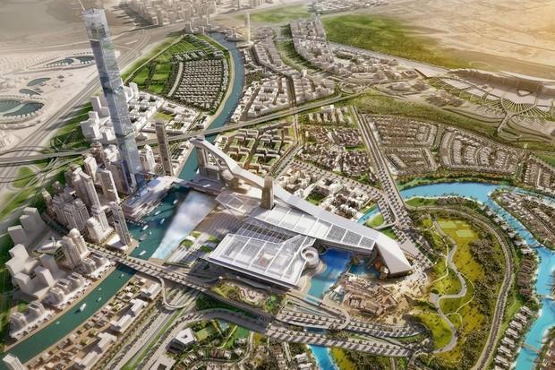 Thành phố này sẽ cho bạn thấy tương lai khi Trái đất quá nóng đến mức không thể ở được nữa sẽ phải như thế nào - Ảnh 3.
