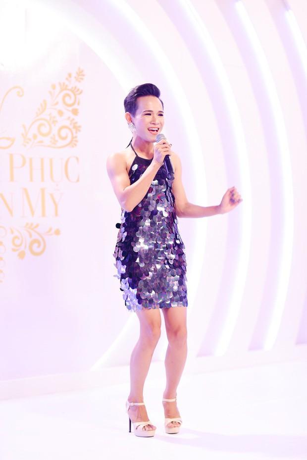 The Tiffany Vietnam: Bất ngờ xuất hiện HHen Ni Suyễn khiến mọi người cười lăn vì cực hài - Ảnh 3.