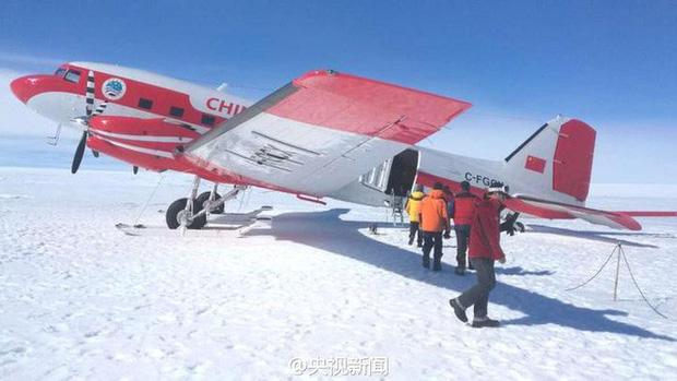 Trung Quốc tìm thấy địa điểm thích hợp cho kế hoạch xây dựng sân bay đầu tiên tại Nam Cực - Ảnh 3.