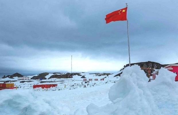 Trung Quốc tìm thấy địa điểm thích hợp cho kế hoạch xây dựng sân bay đầu tiên tại Nam Cực - Ảnh 1.