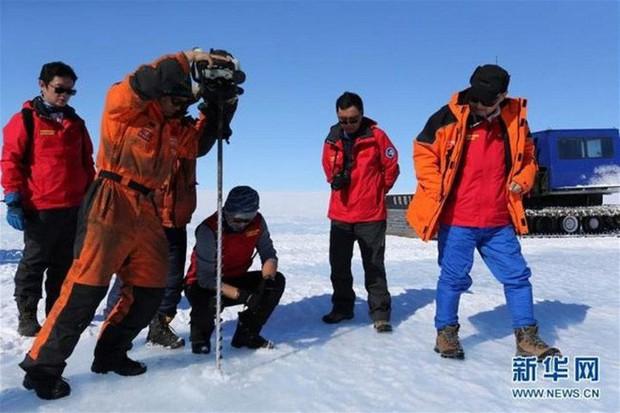 Trung Quốc tìm thấy địa điểm thích hợp cho kế hoạch xây dựng sân bay đầu tiên tại Nam Cực - Ảnh 2.