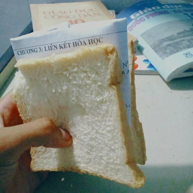 Bánh mỳ nhân đề cương và hàng loạt chiêu trò ôn thi không thể tưởng tượng nổi của học sinh, sinh viên - Ảnh 3.