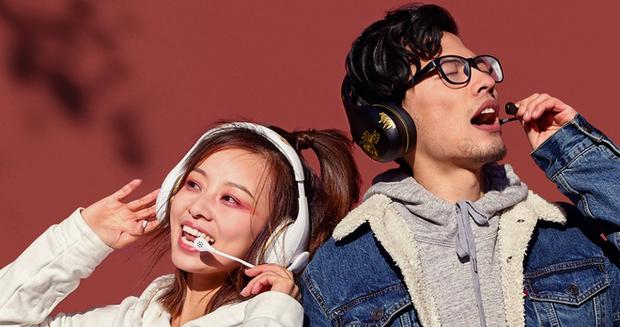 Mi Bluetooth Karaoke Headphones Forbidden City Edition: Tai nghe không dây với tên dài vô đối của Xiaomi - Ảnh 1.