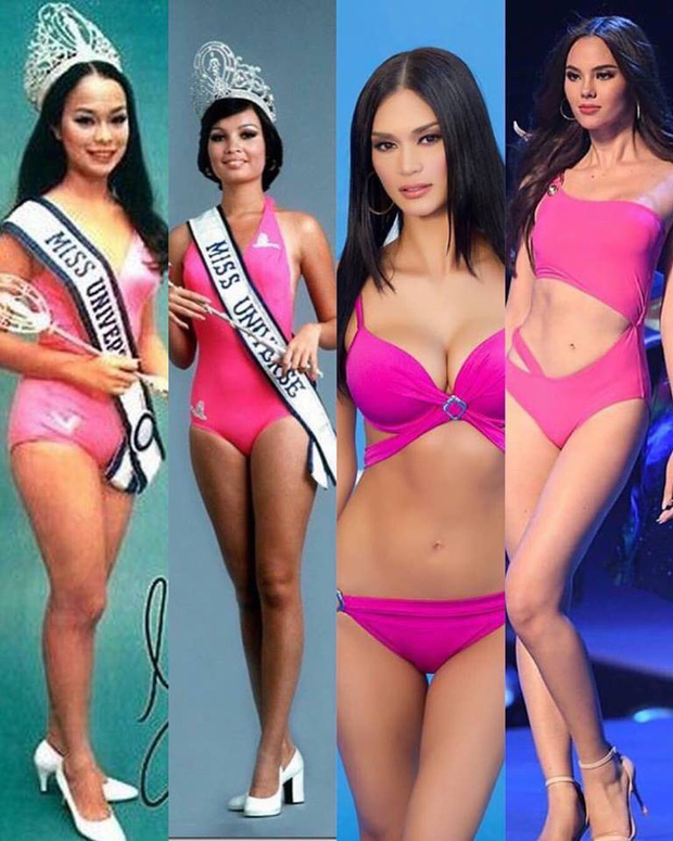 Top những điều trùng hợp thú vị về Hoa hậu Hoàn vũ 2018 so với các năm trước: Từ áo tắm hồng cho đến bức ảnh tiên đoán - Ảnh 11.