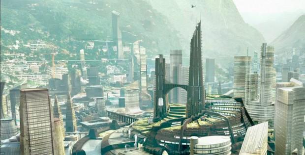 Lóa mắt với 7 vùng đất bí ẩn trong phim siêu anh hùng - Ảnh 8.