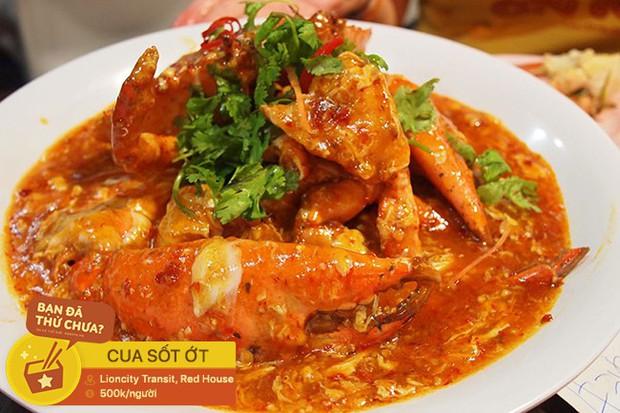 Nếu không thể đi Singapore ngay lúc này, hãy thử làm một tour ẩm thực thử hết loạt món ngon Sing tại Hà Nội đi nào! - Ảnh 2.