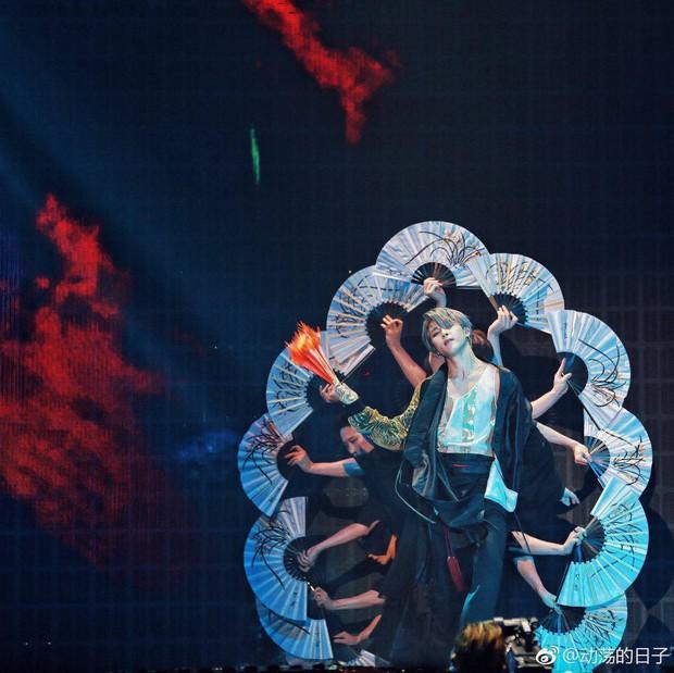 Tiết mục đỉnh nhất MMA 2018 gọi tên BTS: Khi âm nhạc truyền cảm hứng văn hóa dân tộc mạnh mẽ - Ảnh 9.