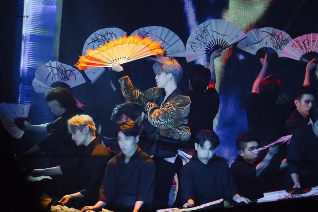 Tiết mục đỉnh nhất MMA 2018 gọi tên BTS: Khi âm nhạc truyền cảm hứng văn hóa dân tộc mạnh mẽ - Ảnh 1.