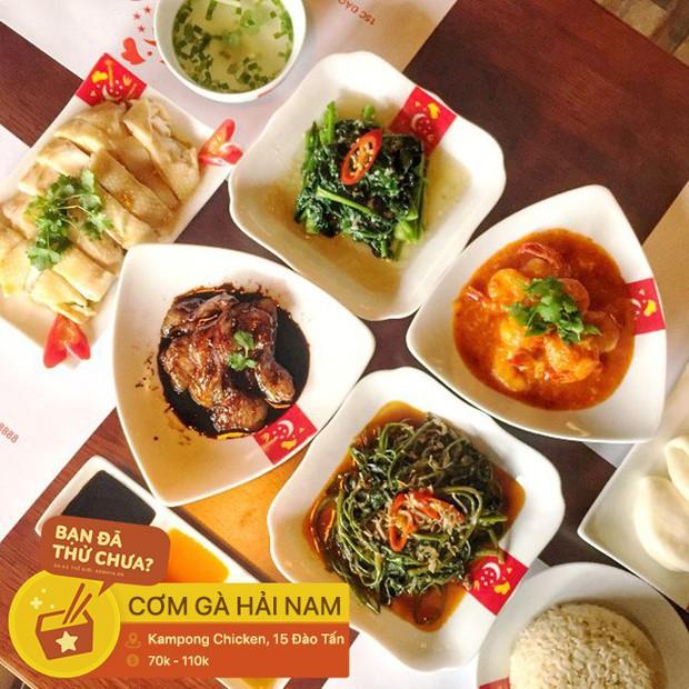Nếu không thể đi Singapore ngay lúc này, hãy thử làm một tour ẩm thực thử hết loạt món ngon Sing tại Hà Nội đi nào! - Ảnh 8.