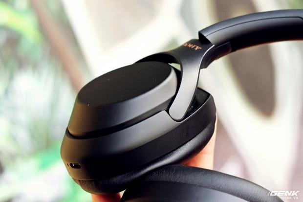 Tai nghe Sony WH-1000XM3: Chống ồn bá đạo, 10 phút sạc cho 5 giờ nghe nhạc, giá rẻ hơn phiên bản cũ! - Ảnh 8.