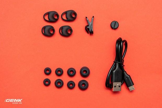 Đánh giá tai nghe không dây Anker Soundcore Spirit X - Hoàn hảo cho các gym thủ - Ảnh 3.