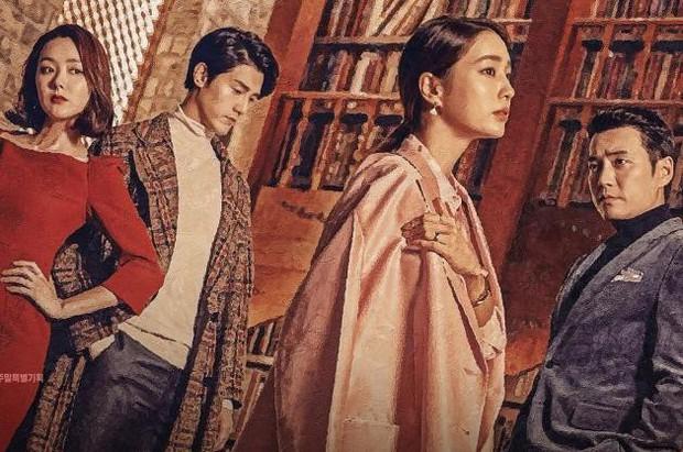 Tháng 12 là cuộc đua khắc nghiệt nhất năm giữa loạt phim Hàn hot - Ảnh 13.