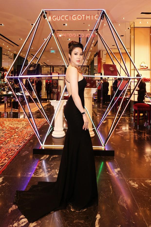 Mọi đôi bạn thân cũ đều hội tụ tại sự kiện Gucci: Kỳ Duyên đụng độ Jolie Nguyễn, Chi Pu tái ngộ Gil Lê - Ảnh 17.