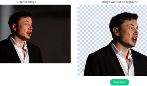Tách nền xóa phông pro như chuyên gia Photoshop với website miễn phí này - Ảnh 1.