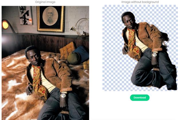 Tách nền xóa phông pro như chuyên gia Photoshop với website miễn phí này - Ảnh 2.