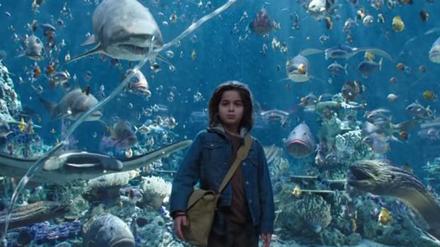 Fan DC có soi ra búp bê Annabelle cùng 15 chi tiết thú vị khác được cài cắm trong Aquaman không? - Ảnh 4.
