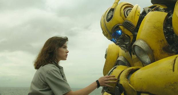 4 điều khiến chú ong nghệ Bumblebee hoàn toàn khác biệt với mọi phần Transformers cũ - Ảnh 3.