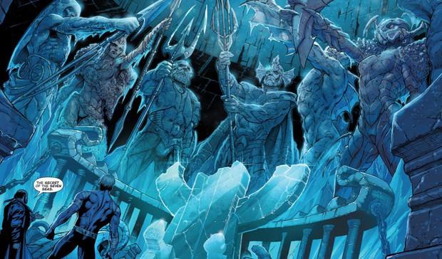 Fan DC có soi ra búp bê Annabelle cùng 15 chi tiết thú vị khác được cài cắm trong Aquaman không? - Ảnh 7.