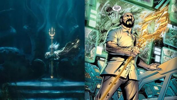 Fan DC có soi ra búp bê Annabelle cùng 15 chi tiết thú vị khác được cài cắm trong Aquaman không? - Ảnh 10.