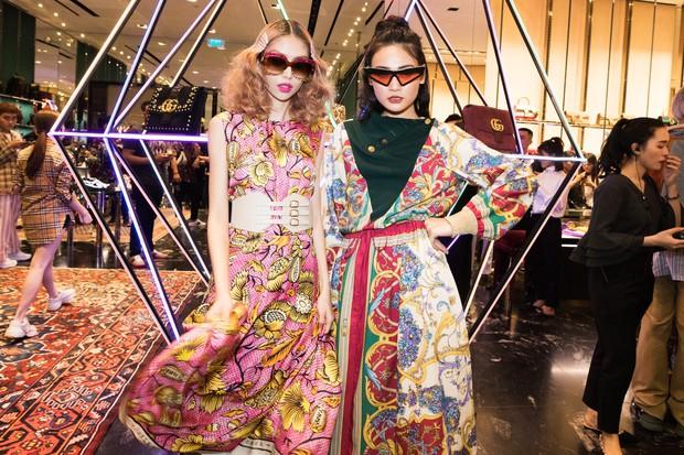 Mọi đôi bạn thân cũ đều hội tụ tại sự kiện Gucci: Kỳ Duyên đụng độ Jolie Nguyễn, Chi Pu tái ngộ Gil Lê - Ảnh 19.