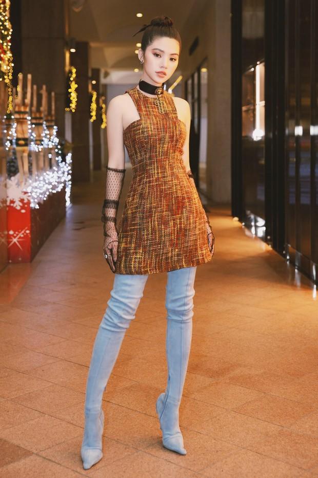 Mọi đôi bạn thân cũ đều hội tụ tại sự kiện Gucci: Kỳ Duyên đụng độ Jolie Nguyễn, Chi Pu tái ngộ Gil Lê - Ảnh 6.