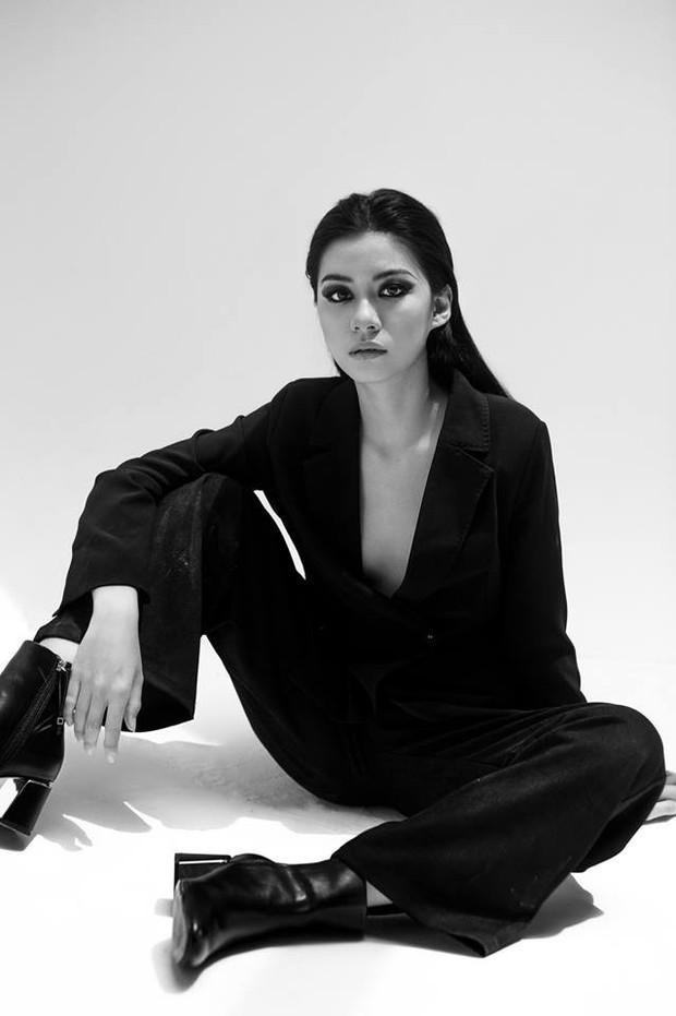 4 nàng mẫu lookbook với thần thái hơn người, nổi đình nổi đám trên Instagram Việt năm 2018 - Ảnh 22.