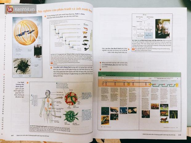 Đây chính là cuốn sách giúp Phương Thảo - nữ sinh 2000 giành HCV, có điểm thi Olympic Sinh học Quốc tế cao nhất thế giới - Ảnh 10.