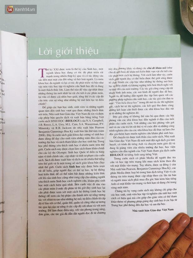 Đây chính là cuốn sách giúp Phương Thảo - nữ sinh 2000 giành HCV, có điểm thi Olympic Sinh học Quốc tế cao nhất thế giới - Ảnh 6.