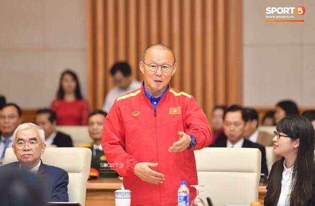 HLV Park Hang-seo muốn vô địch châu Á cùng tuyển Việt Nam - Ảnh 1.