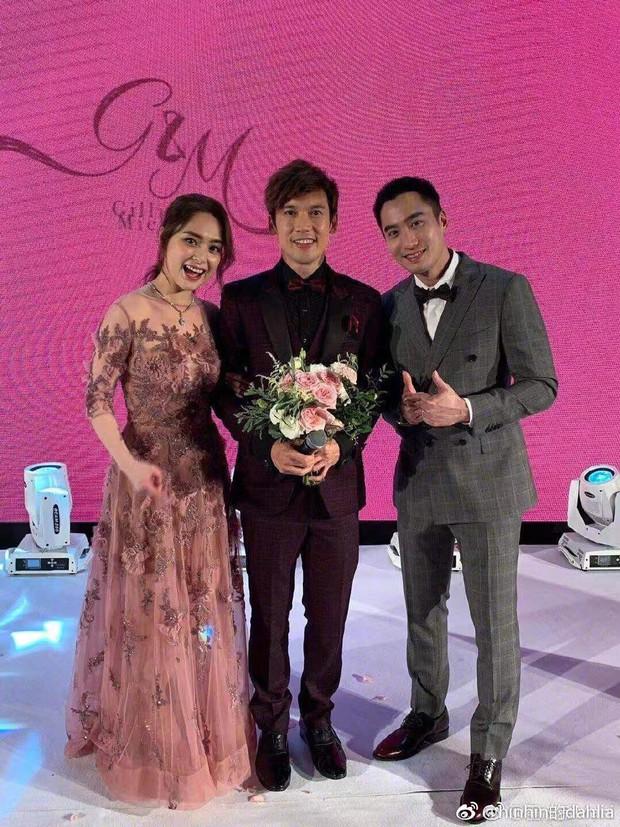 Thay liền 3 bộ váy cưới đẹp như mơ, Chung Hân Đồng lại khiến dân tình say lòng vì quá đỗi xinh đẹp - Ảnh 8.