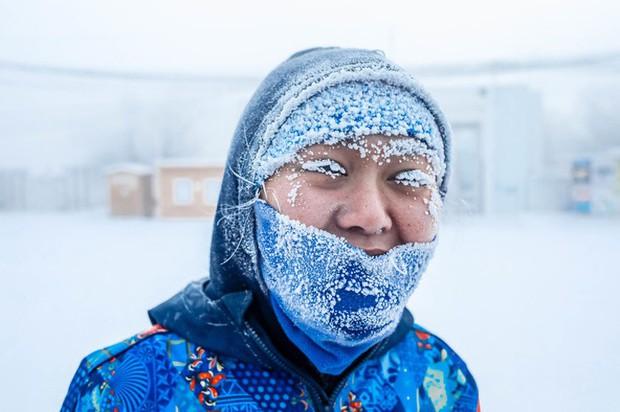 Chùm ảnh rét run: Băng tuyết chỉ lãng mạn trên phim, thực tế lại lạnh lẽo buốt giá như thế này - Ảnh 19.