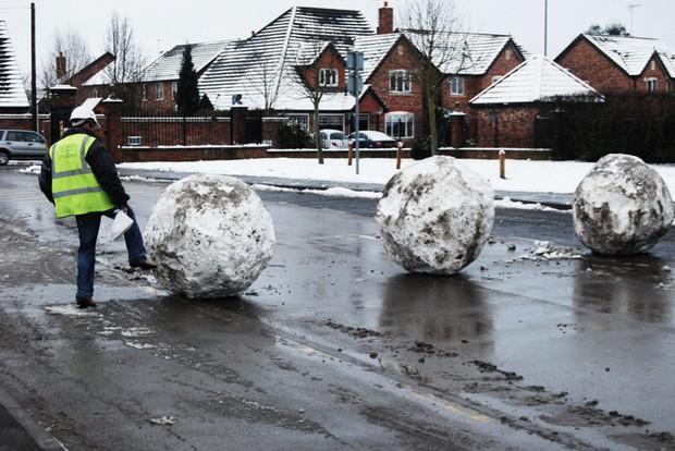 Chùm ảnh rét run: Băng tuyết chỉ lãng mạn trên phim, thực tế lại lạnh lẽo buốt giá như thế này - Ảnh 16.