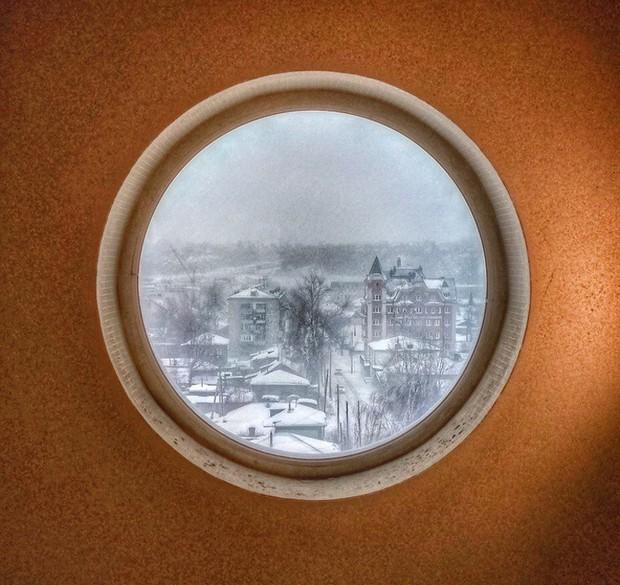 Chùm ảnh rét run: Băng tuyết chỉ lãng mạn trên phim, thực tế lại lạnh lẽo buốt giá như thế này - Ảnh 11.
