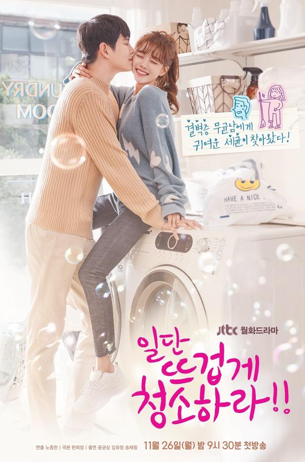 """Ai nhọ bằng """"Cô Tiên Dọn Dẹp"""" Kim Yoo Jung, ở phim trường phải chịu phận """"nữ phụ đam mỹ"""" - Ảnh 2."""