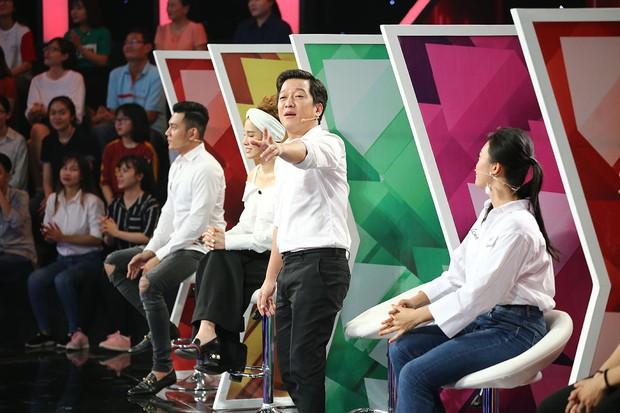 Trường Giang hứa tặng Hari Won 50 triệu đồng nếu có thể dẫn chương trình một mình - Ảnh 2.